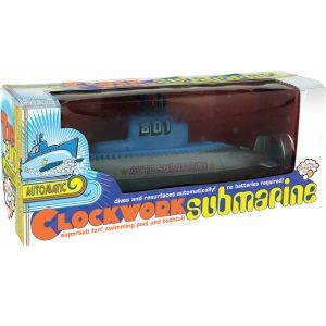 Clockwork Submarine