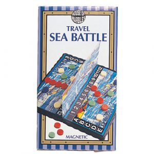 Magnetic Sea Battle