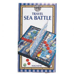 Magnetic Sea Battle